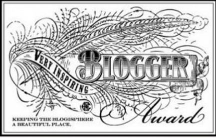 The Very Inspiring Blogger Award 2012
